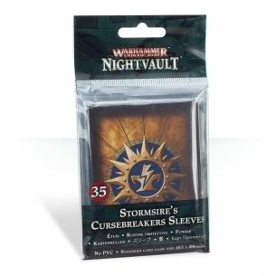 Bustine degli Spezzamaledizioni di Stormsire di Warhammer Underworlds: Nightvault  - Warhammer Underworlds 6,50€