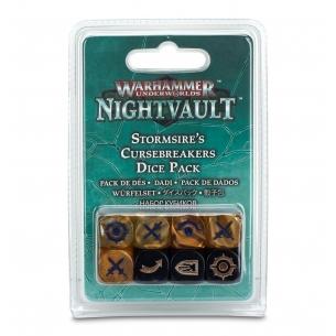 Dadi degli Spezzamaledizioni di Stormsire di Warhammer Underworlds: Nightvault  - Warhammer Underworlds 8,00€