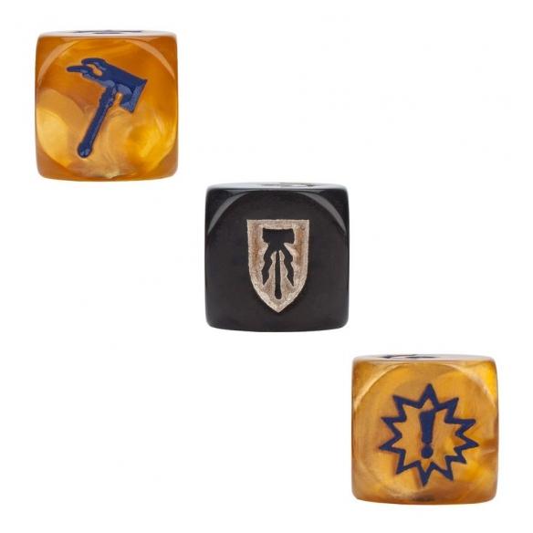 Underworlds Nightvault - Spezzamaledizioni Di Stormsire (dadi) Accessori di Gioco