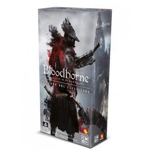 Bloodborne - L'incubo Del Cacciatore (Espansione) Giochi di Carte