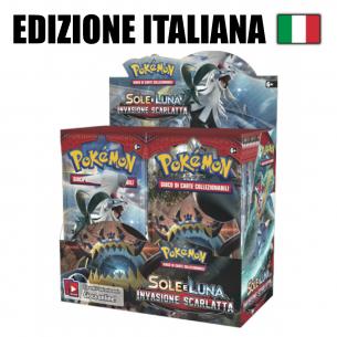 Invasione Scarlatta - display 36 buste Pokémon (IT)  - Pokèmon 159,90€
