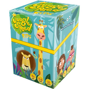 Jungle Speed Kids - ITALIANO  - Asmodee 24,90 €