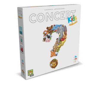Concept Kids Animali - ITALIANO  - Asmodee 24,90€
