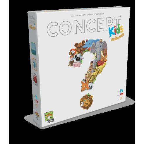 Concept - Kids Animali Giochi per Bambini
