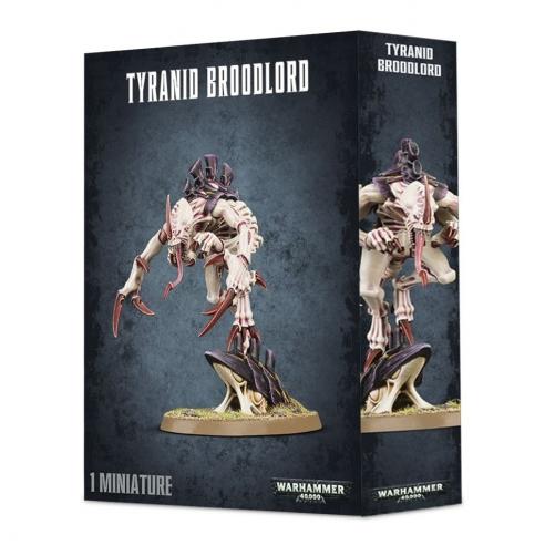 Tyranids - Broodlord Tyranids
