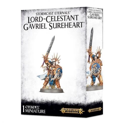Stormcast Eternals - Lord Celestant Gavriel Sureheart Stormcast Eternals