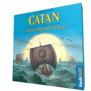 Catan - La Leggenda Dei Pirati (Espansione) Grandi Classici