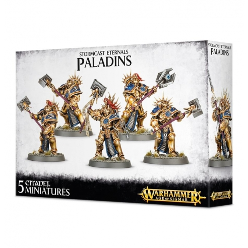 Stormcast Eternals - Paladins Stormcast Eternals