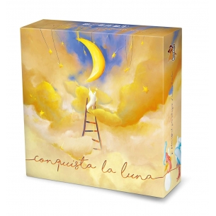ASMODEE - CONQUISTA LA LUNA - ITALIANO  - Asmodee 29,89€