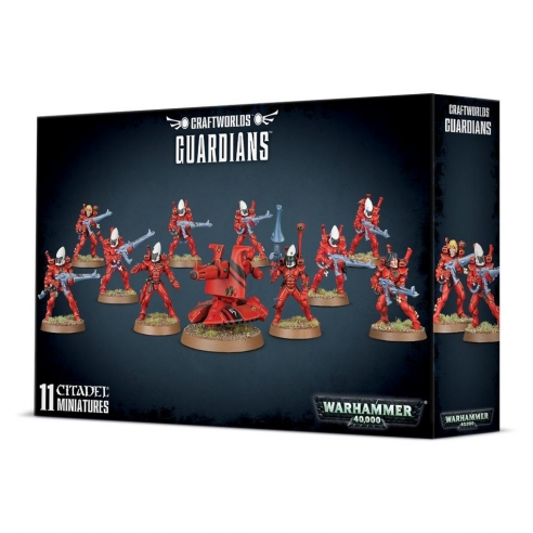 Craftworlds - Guardian Squad Craftworlds