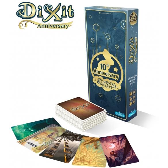 Dixit Anniversary - ITALIANO  - Asmodee 19,90€