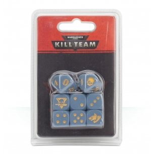 Dadi degli Space Wolves per Kill Team Warhammer 40k 10,00 €