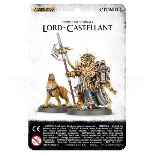 Stormcast Eternals - Lord Castellant Stormcast Eternals