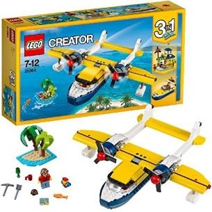 Lego Creator 31064 - Idrovolante LEGO 32,90€