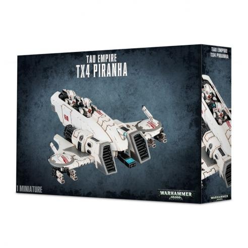 T'au Empire - TX4 Piranha T'au Empire