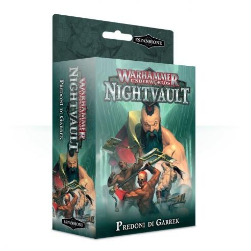 Underworlds Nightvault - Predoni Di Garrek Bande da Guerra
