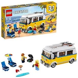 Lego Creator 31079 - Surfer Van Giallo LEGO 34,90€