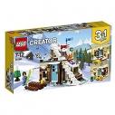 Lego Creator 31080 - Vacanza Invernale Modulare LEGO 34,90€