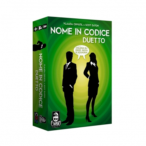 Nome In Codice - Duetto Giochi Semplici e Family Games