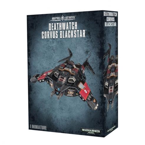 Deathwatch - Corvus Blackstar 8a Edizione Deathwatch