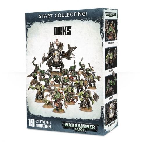 Orks - Start Collecting! Orks