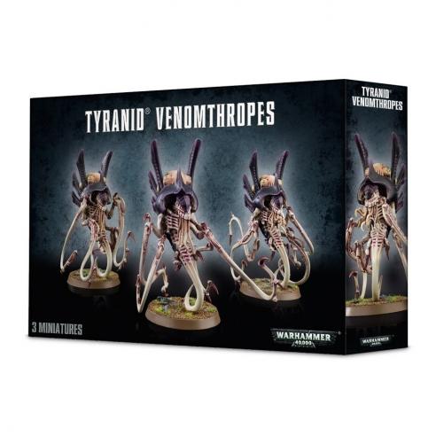 Tyranids - Velenotropi Tyranids