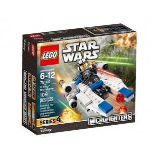 LEGO Star Wars 75160 - Set Costruzioni Microfighter U Wing LEGO 17,90 €