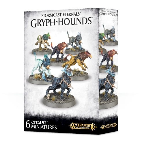 Stormcast Eternals - Gryph Hounds Stormcast Eternals