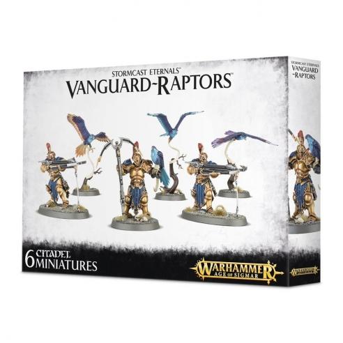 Stormcast Eternals - Vanguard Raptors Stormcast Eternals