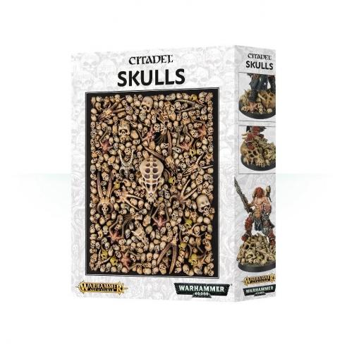 Elementi decorativi - Citadel Skulls Basette ed elementi scenici