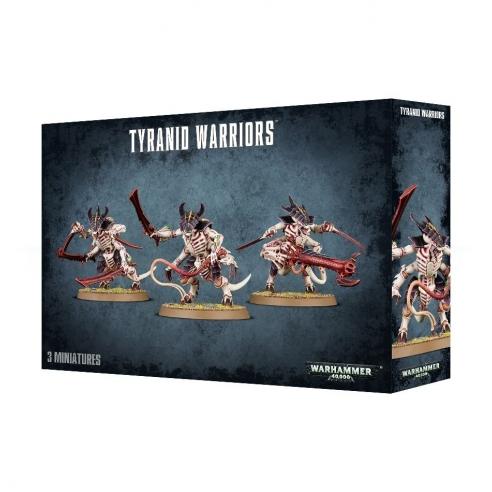 Tyranids - Tiranidi Guerrieri Tyranids