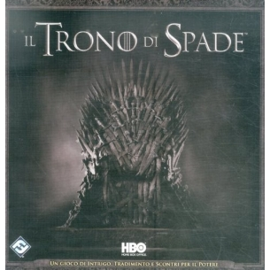 GIOCHI UNITI - IL TRONO DI SPADE - ITALIANO Giochi Uniti 29,90€