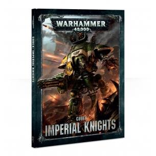 Codex: Imperial Knights (ITALIANO)  - Warhammer 40k 25,00€