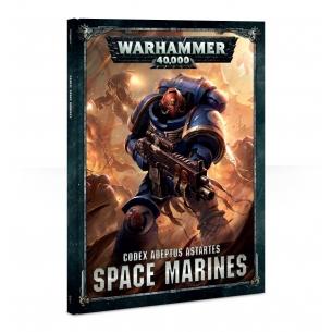 Codex: Space Marines (ITALIANO) Warhammer 40k 32,50€