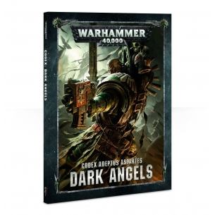 Codex: Dark Angels (ITALIANO)  - Warhammer 40k 25,00€