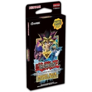 The Dark Side of Dimensions - Movie Pack Edizione Oro Yu-Gi-Oh 9,90€