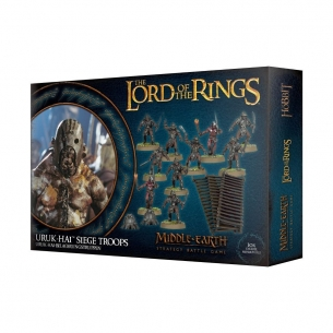 Uruk-hai Siege Troops  - The Lord of The Rings 22,00 €