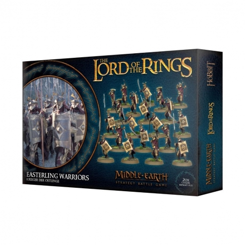 The Lord Of The Rings - Easterling Warriors The Lord Of The Rings