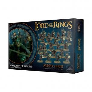 Warriors of Rohan The Lord of The Rings 32,50€