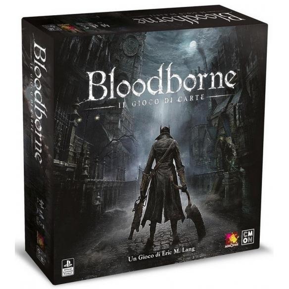 Bloodborne Giochi di Carte