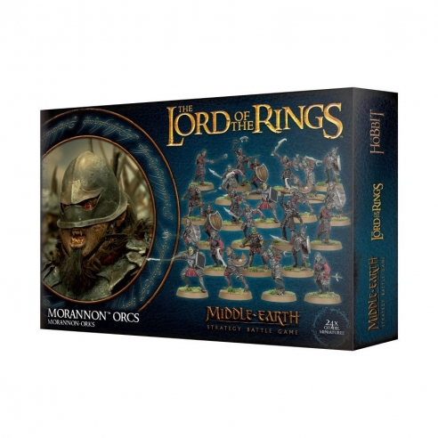 The Lord Of The Rings - Morannon Orcs The Lord Of The Rings