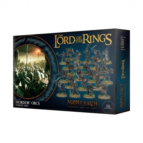The Lord Of The Rings - Mordor Orcs The Lord Of The Rings