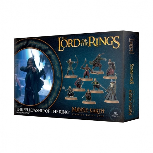 The Lord Of The Rings - The Fellowship Of The Ring The Lord Of The Rings