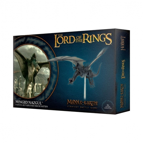 The Lord Of The Rings - Winged Nazgul The Lord Of The Rings