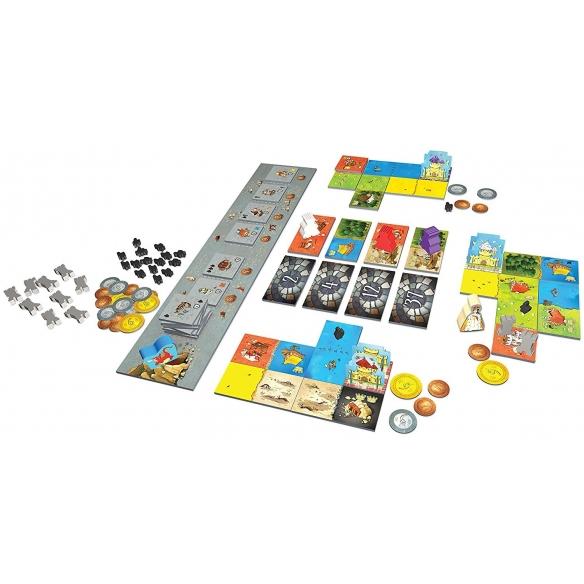 Queendomino Giochi Semplici e Family Games
