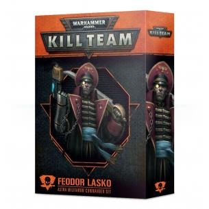 Feodor Lasko Astra Militarum Commander Set (ITALIANO)  - Warhammer 40k 25,00€