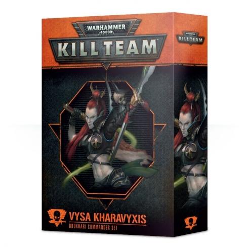Kill Team - Vysa Kharavyxis (comandante) Teams e Comandanti