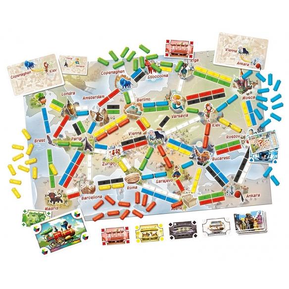 Ticket To Ride - Primo Viaggio Grandi Classici