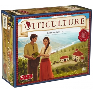 GHENOS GAMES - VITICULTURE, ESSENTIAL EDITION - ITALIANO Ghenos Games 59,89 €