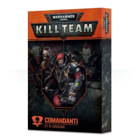 Kill Team - Set Di Espansione Commandanti Regolamenti